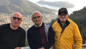 CHP İstanbul Milletvekili Mahmut Tanal Göcek Gazetesini ziyaret etti