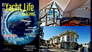 Dedeminn Marina Otel Yath Life & Travel dergisinde