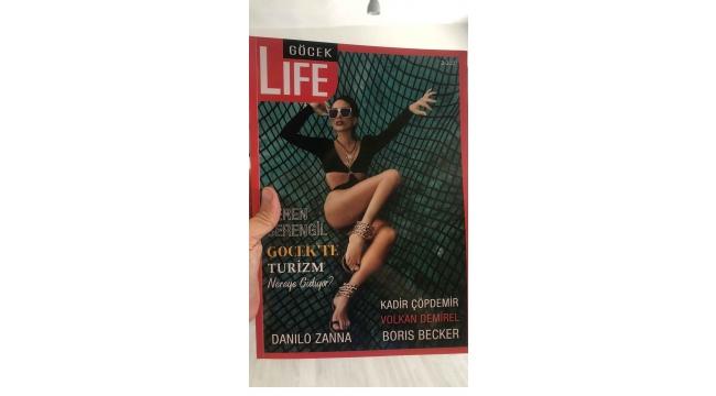 Göcek Life Dergisinin yeni Sayısı çıktı.