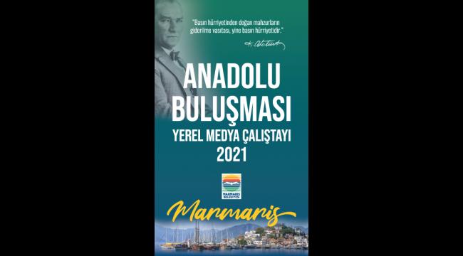 Yerel basın Marmaris'te buluşacak